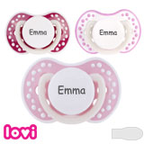 Lovi Night, symmetrical, silicone size 3