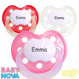 Baby-Nova, orthodontic, latex size 1
