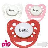 Nip, orthodontic, silicone size 2