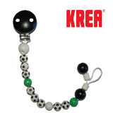 Krea dummy holder with footballs