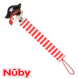Nuby dummy clip, Pirate