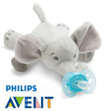 Philips Avent ultra soft snuggle, elephant