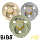 BIBS Colour MyDummies, round, latex, size 1